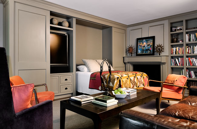 Guest Room with Murphy Bed