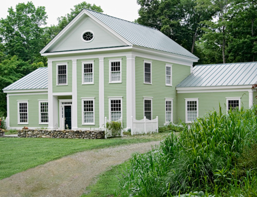 4 Greek Revival Buildings