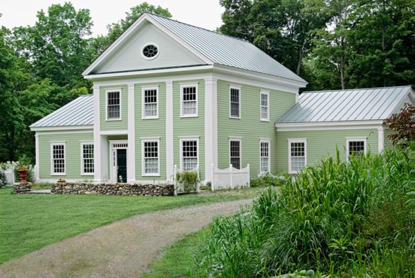 Former Home of Kermit Love, creator of Big Bird