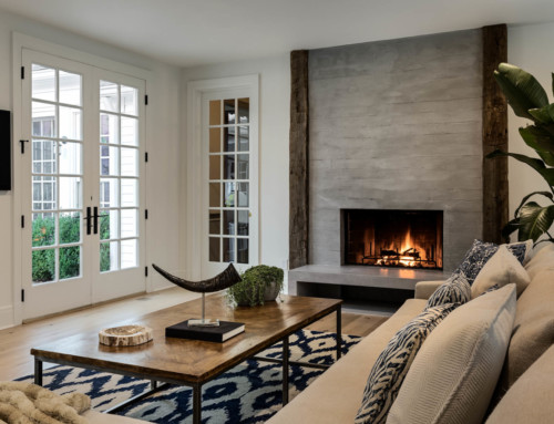 5 New Fireplaces