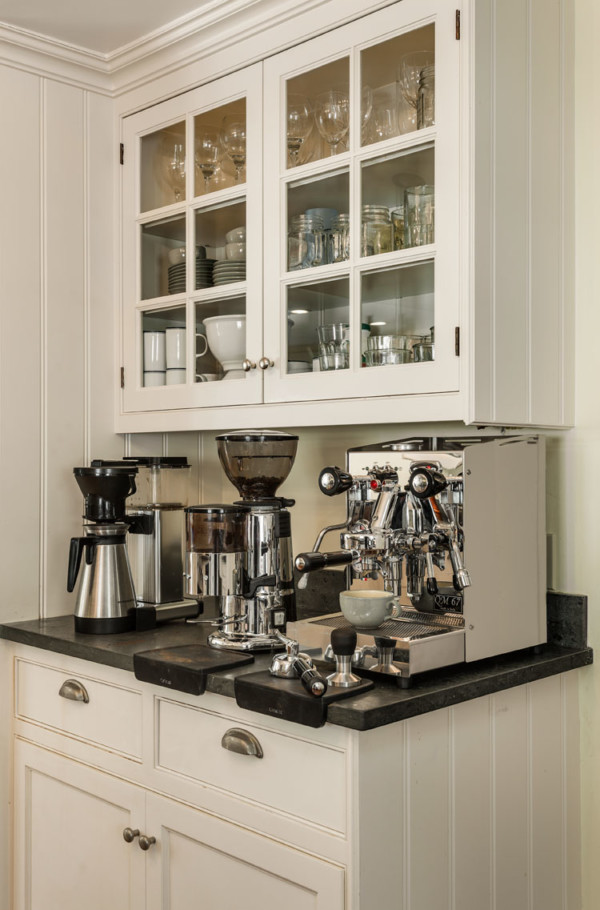 Small Coffee Station