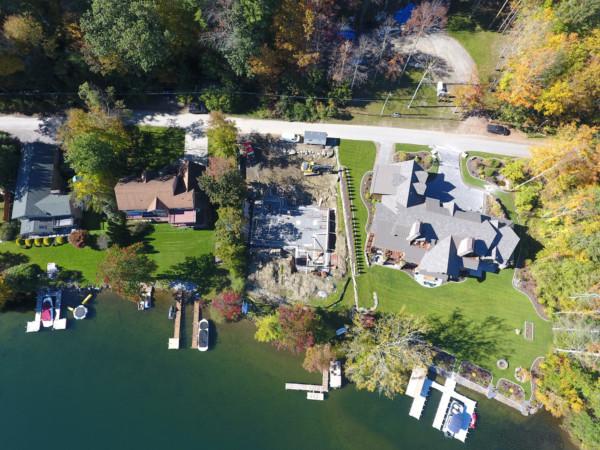 Mass. Lake Home