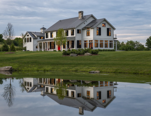 6 Homes Connected to Water