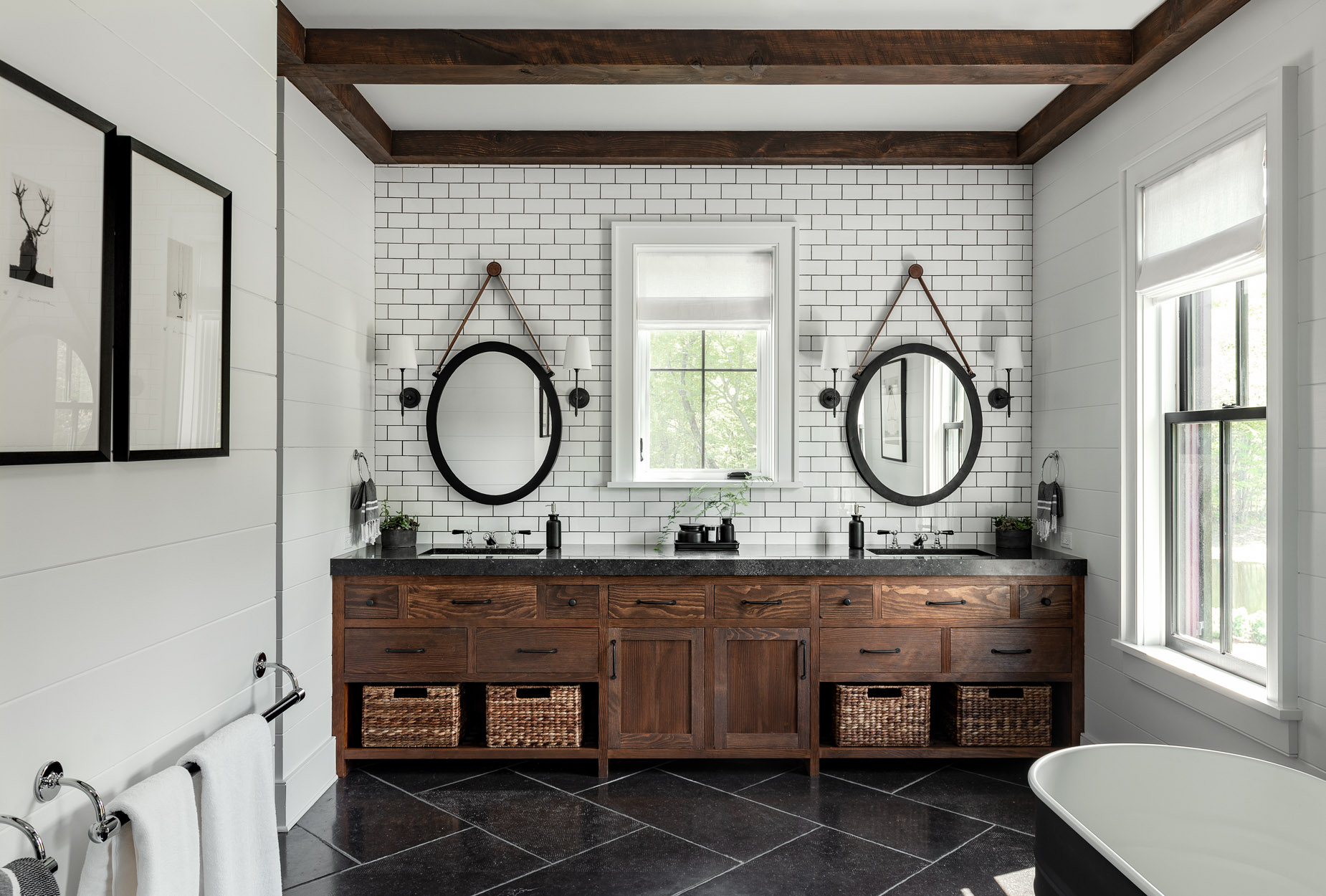 15 Very Different Bathrooms On The Drawing Board