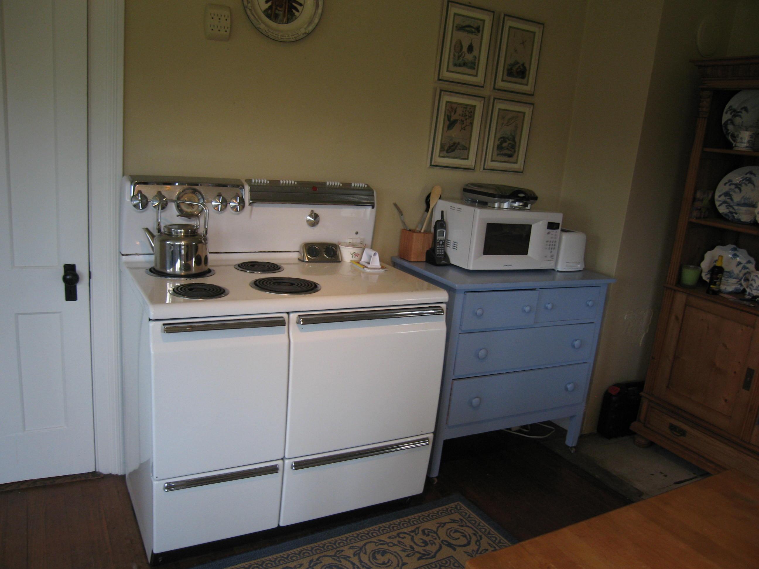 Bright Kitchen Before