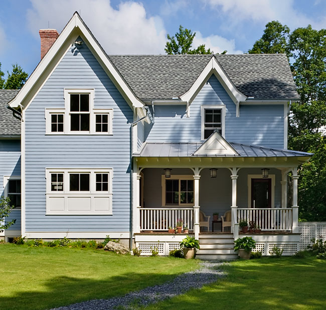 2500 Square Foot Country Home
