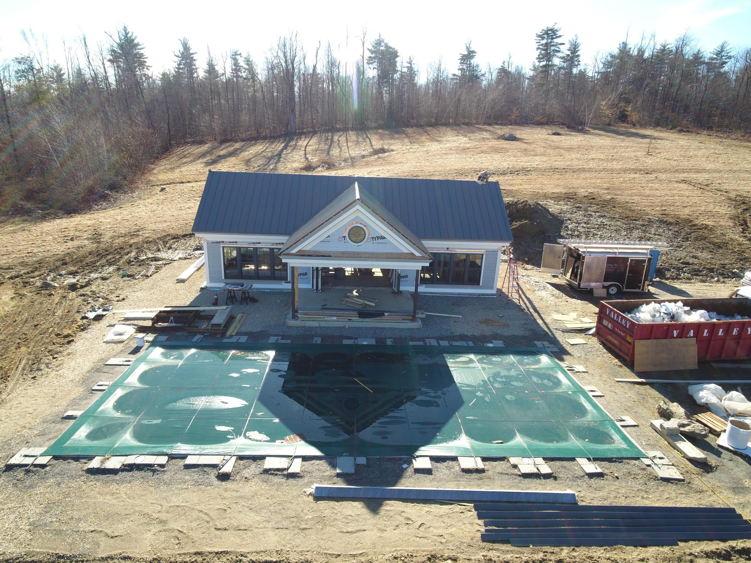 Berkshire Poolhouse