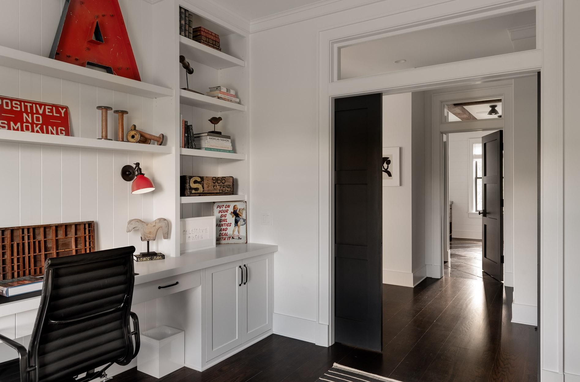 Office Off Bedroom