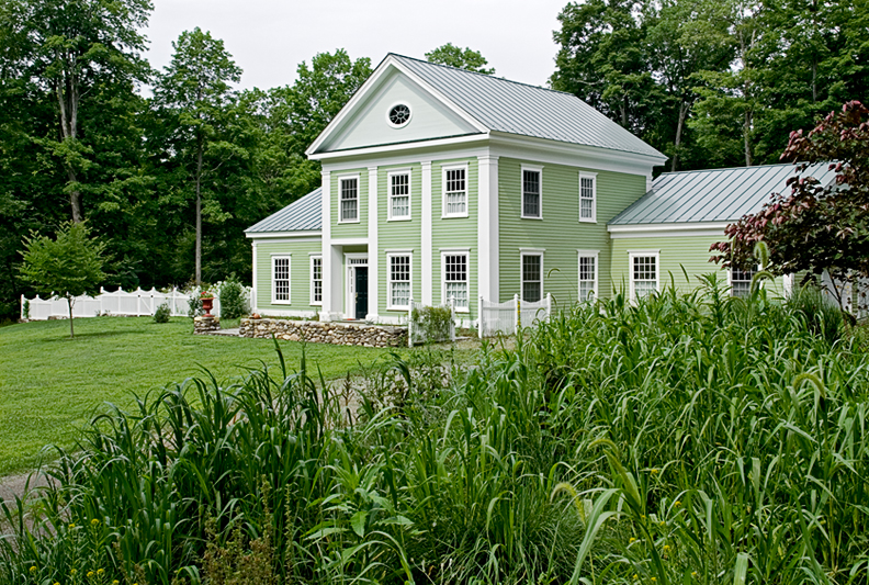 Greek Revival Country Home