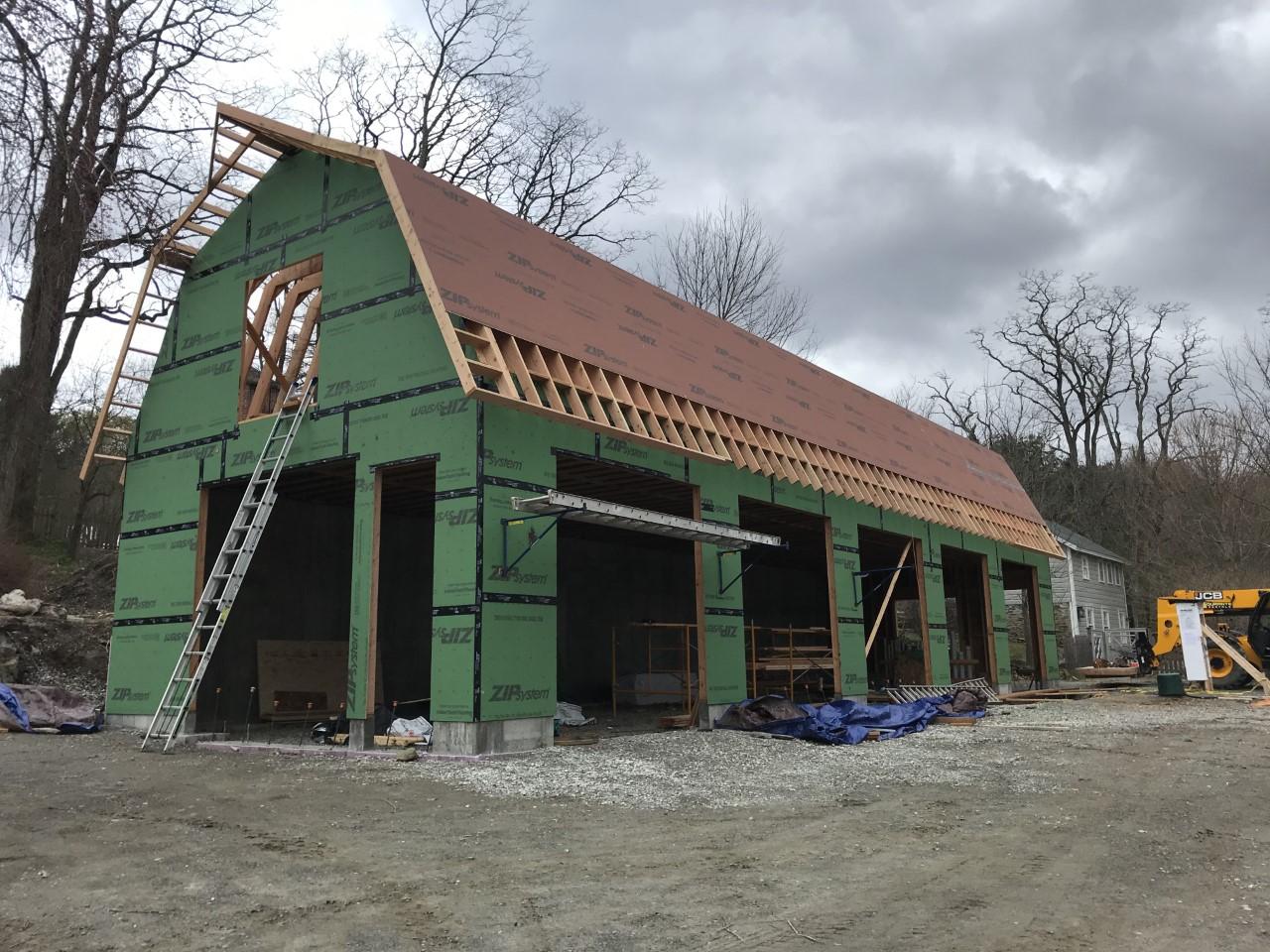 Upstate Work Barn