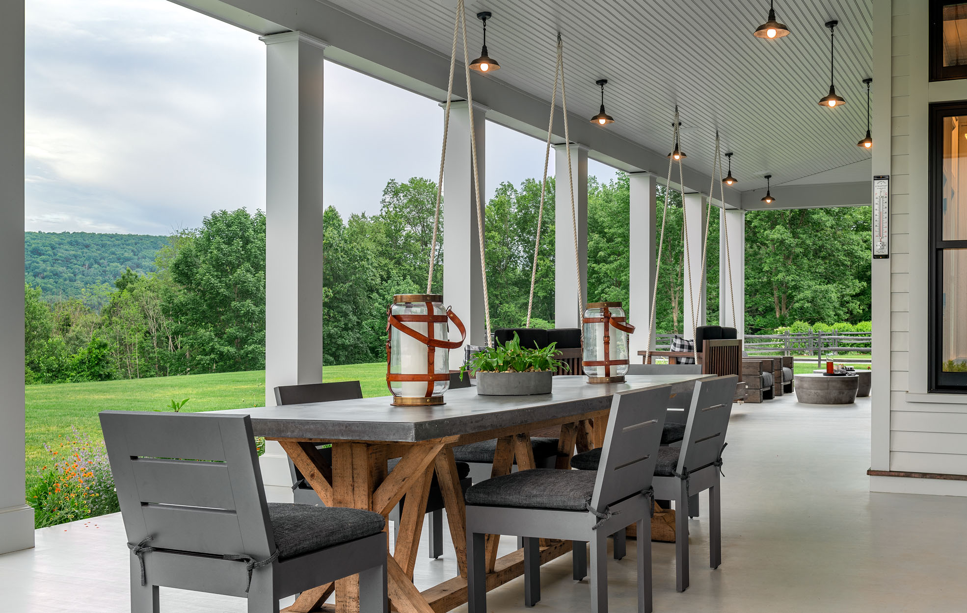 Back Dining Porch
