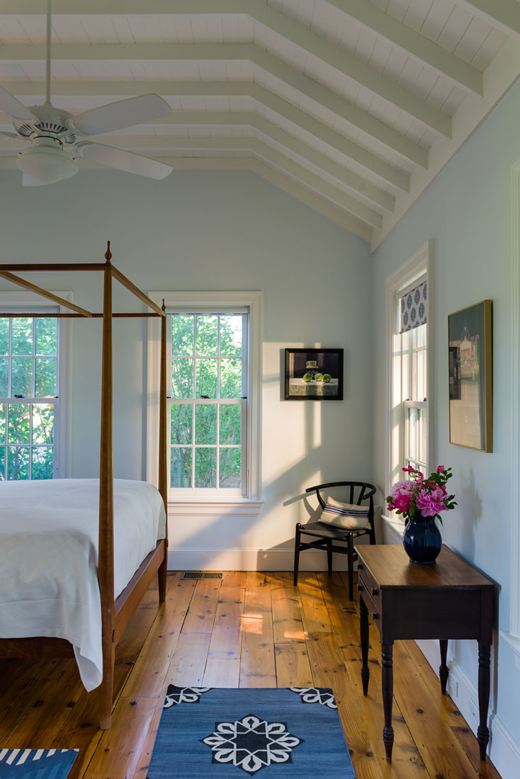 Tall Guest Bedroom
