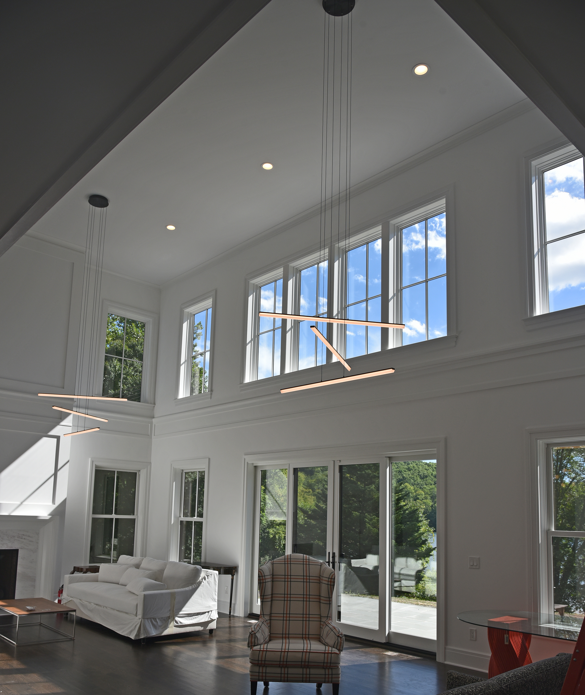 Lake Home Interior