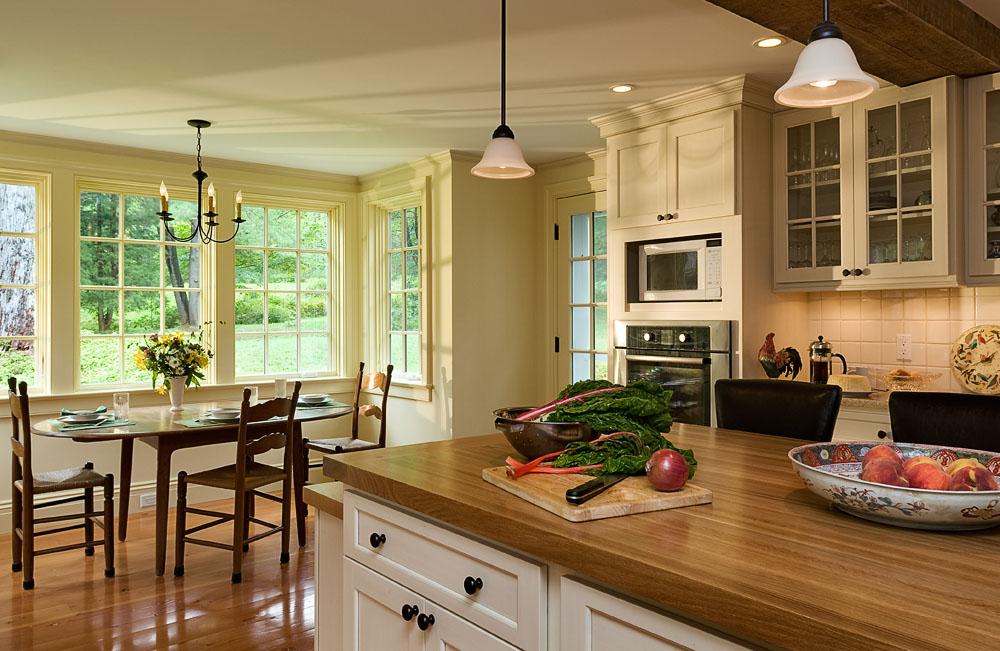 Kitchen Breakfast Bay