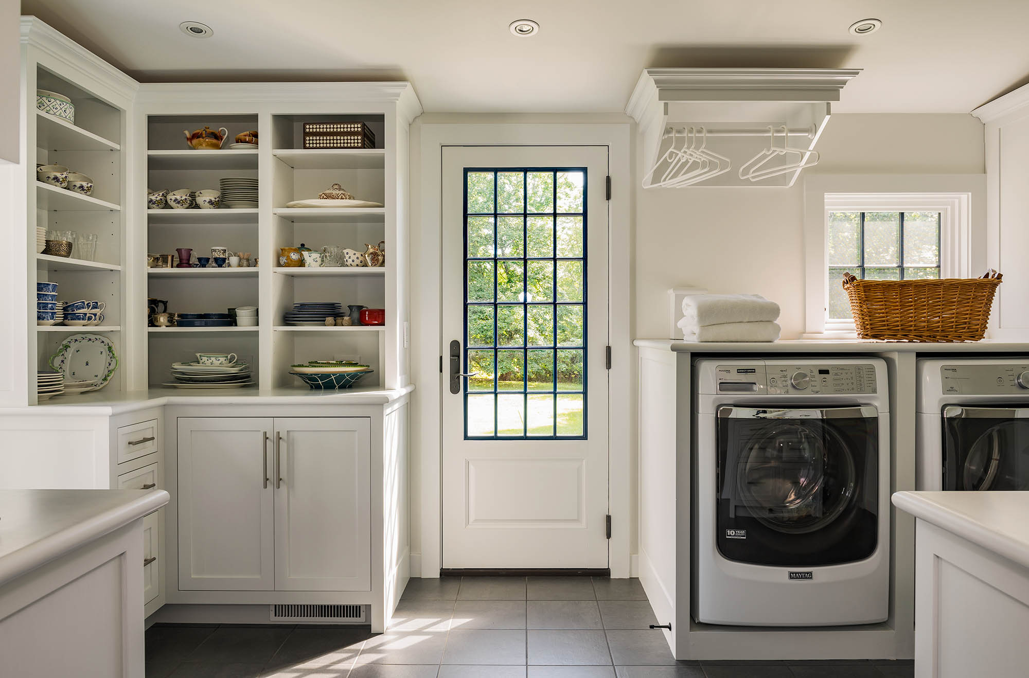 Litchfield County Laundry Room/Pantry