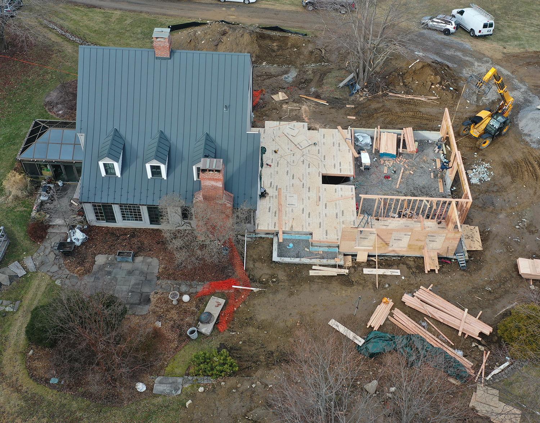 Connecticut Renovation-Rear