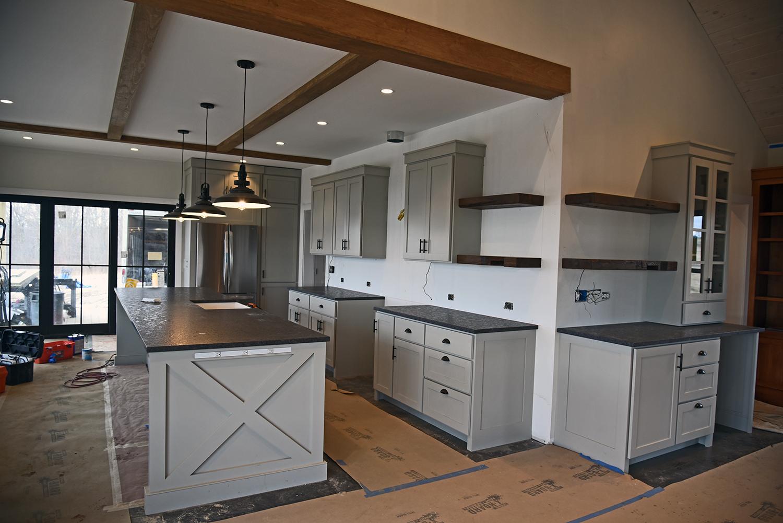 Kitchen-New York Home