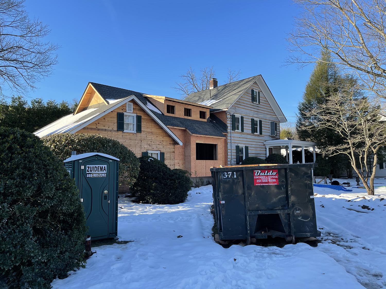 New Jersey Renovation/Addition