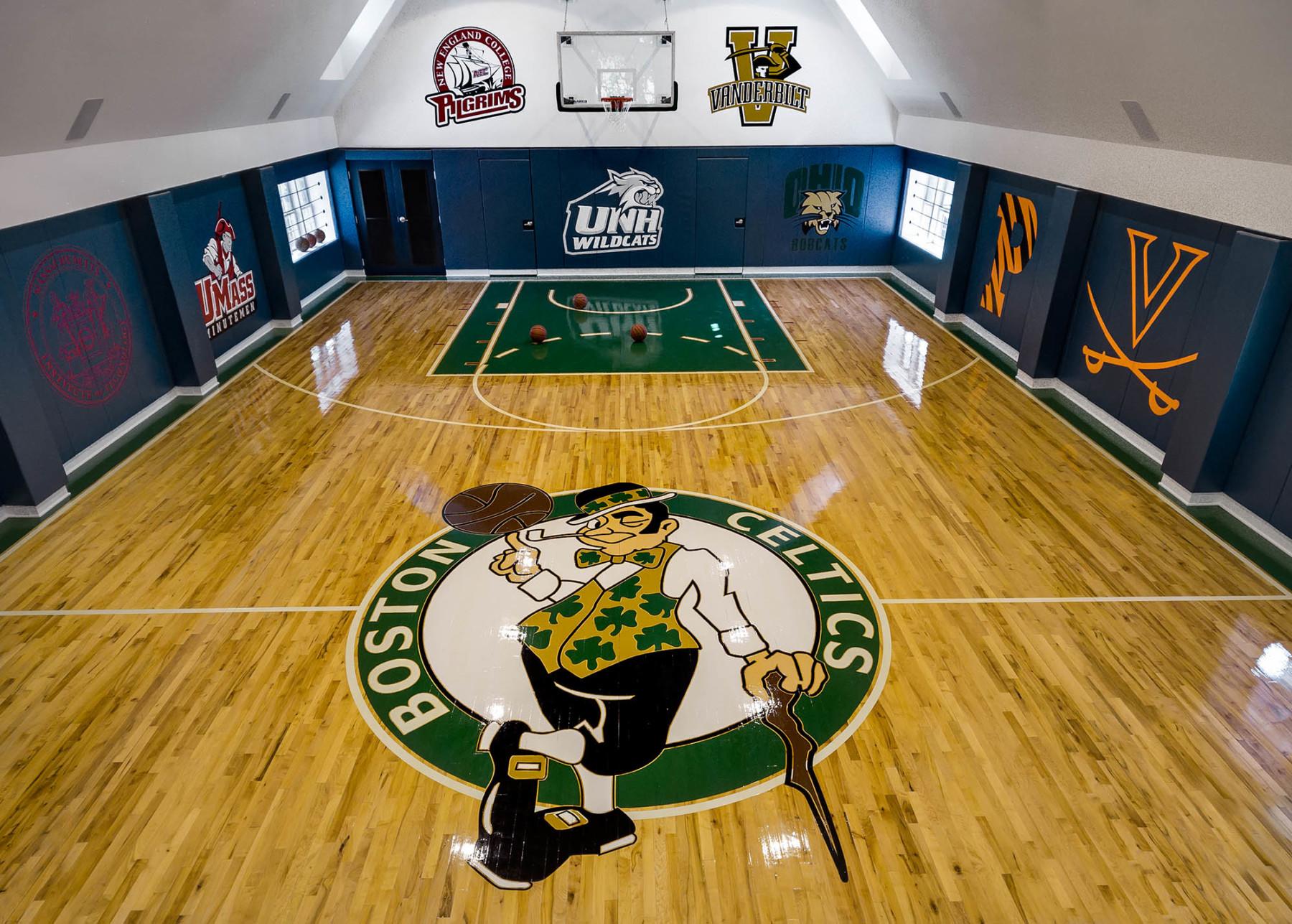 1/2 Court Basketball