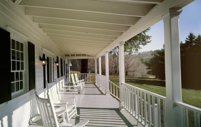 Simple Porch