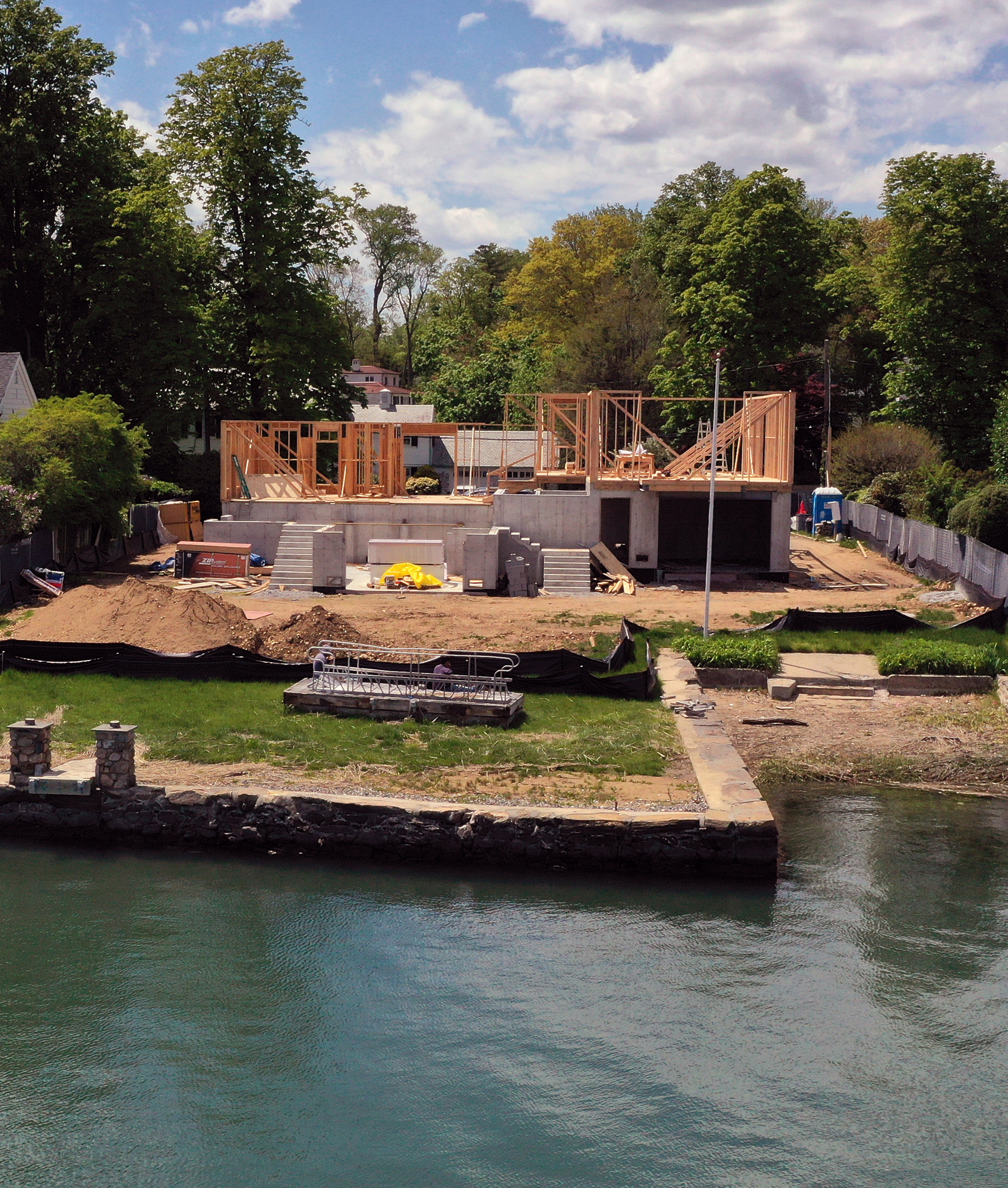 Greenwich Waterfront Home