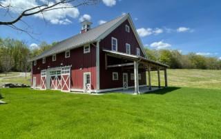 Berkshire Addition/Renovation Barn