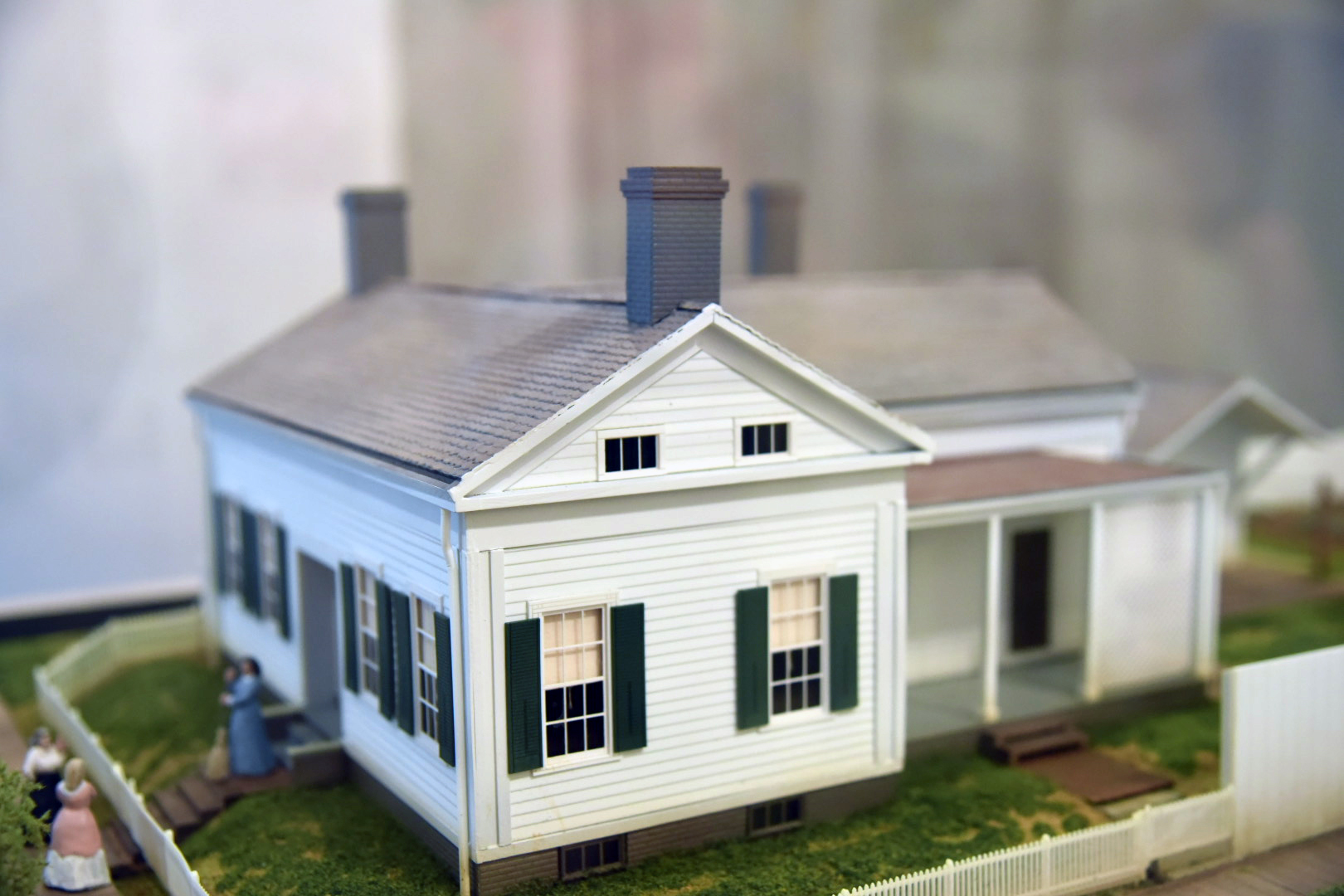 Lincoln Home 1844
