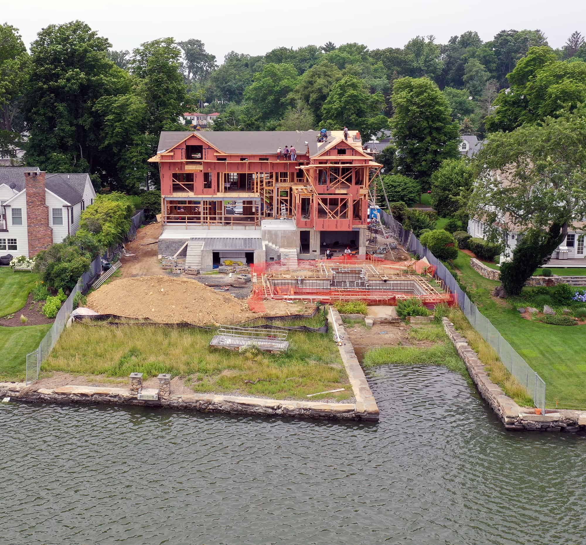 Greenwich Home on the Water