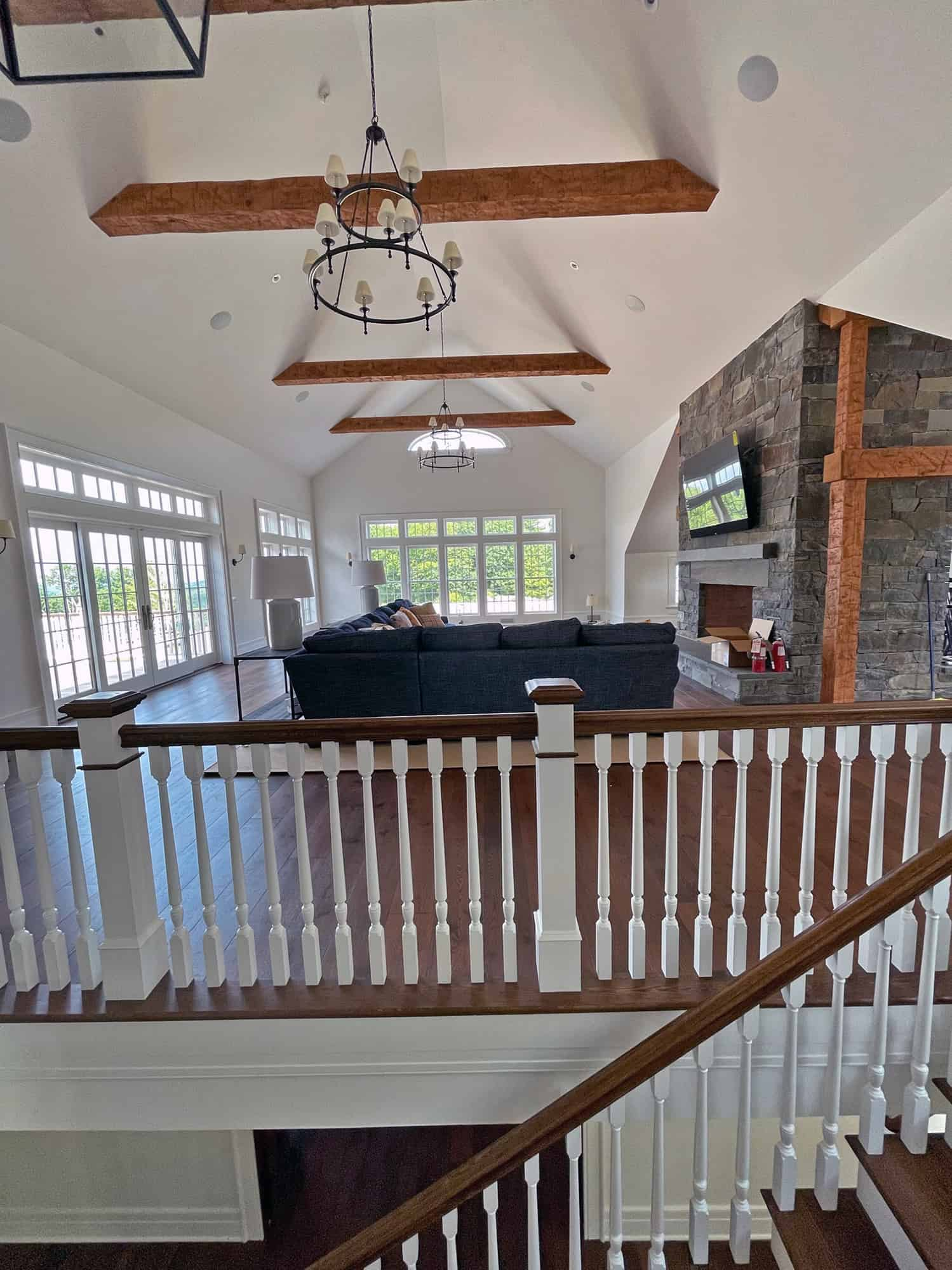 Berkshire Home Almost Finished