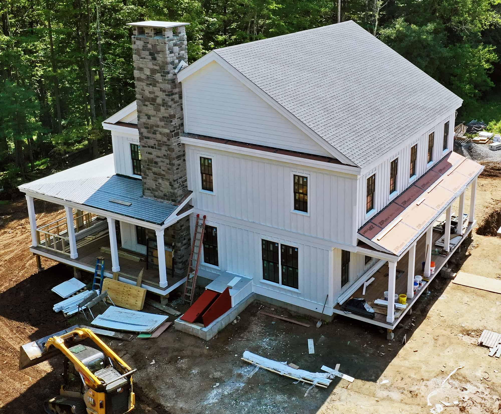 New Home in Woodstock