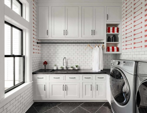 10 Laundry Rooms