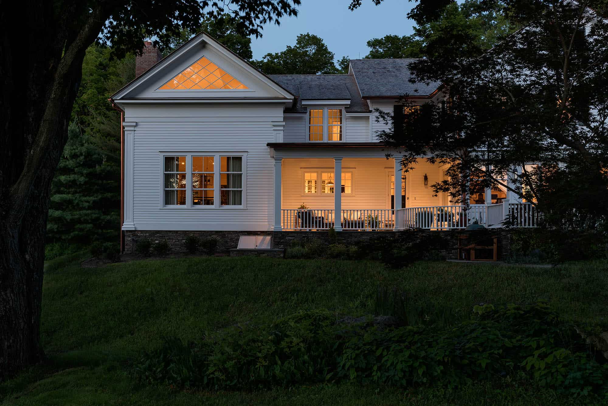Greek Revival Addition